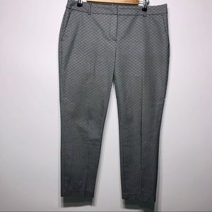 Kenar Cropped Ankle Career Pants Size 12